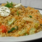Bulgur of Couscous