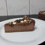 Käsekuchen Chocolade