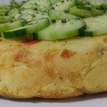 Tortilla; Spaans