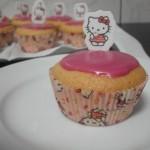Muffins; Hello Kitty