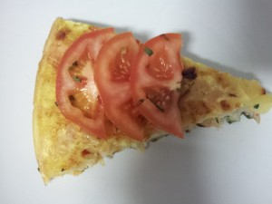 Tortilla garnalen 2