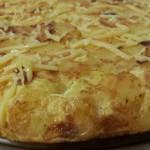 Tortilla; Ui – Parmezaanse Kaas