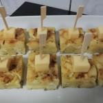 Tortilla; Prei – Koriander