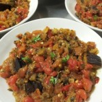 Zaalouk – Paprika Salade / Salsa