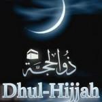 Dhoel-Hidjjah Donderdag 25 September 2014