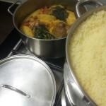 Couscous voorbereiden