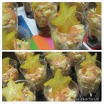 Salades met Sterfruit Carambola