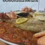Vis uit de Oven-Charmilla-Gamba
