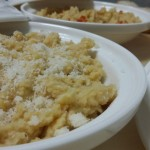 Hummus Parmezaan