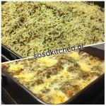Lasagne Spinazie Voorbereiding
