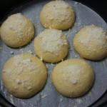 Bojos-Broodjes Parmezaanse Kaas voorbereiding