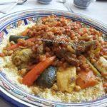 Couscous Lams met Groenten en Tfaya