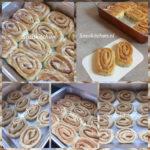 Kaneelbroodjes: Cinnamon Rolls