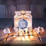 Gelukkig Nieuwjaar: 2018