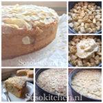 Appelcake/Appeltaart