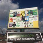 21 Maart stem ik op de Partij van de Eenheid !