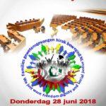 Reminder: Demonstratie Den Haag: Donderdag 28 Juni 2018