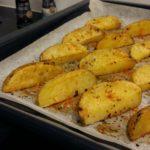 Aardappelschijfjes Uit De Oven