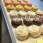 Macarons Eindresultaat 4