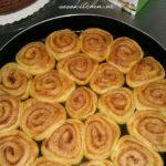 Cake & Cinnamon Rolls