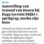 """""""Media Zijn Boos"""""""