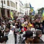 Protest In Rabat Tegen Veroordelingen Hirak-Activisten!