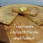 Traditionele Thafdath-Harcha!