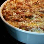 Lasagne Maccheroncini Zucchini