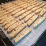 Alfaqaas-Biscotti Pistache-Cranberry-Witte Chocolade Eindresultaat