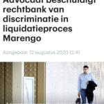 Advocaat Beschuldigt Rechtbank Van Discriminatie In Liquidatieproces Marengo
