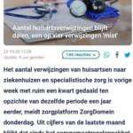 Aantal Huisartsverwijzingen Blijft Dalen, Een Op Vier Verwijzingen 'Mist'