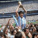 Diego Armando Maradona Franco