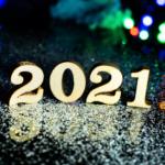Gelukkig Nieuwjaar: 2021