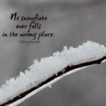 Sneeuw Op Komst!
