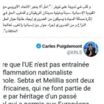 """""""De Marokkaanse Regering Weigert Het """"Dubbelhartige Taalgebruik"""" Van De Spaanse Regering Te Accepteren."""""""