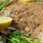 Visschotel 3; Besugo en overige Vis