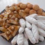 Koekjes; Karamelhoedjes, Dadelkoekjes en Cocos nummer 2