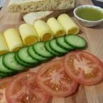Brood; Home Made Serveerplank