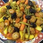 Marmita Lamsgehakt met Groenten en boterzachte Abrikozen en Pruimen