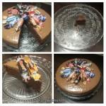 Chocoladetaart Celebrations