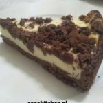 Käsekuchen Chocolade Kruimel