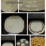 Voorbereiding 1: Lemsem en-Remsemen Mhancha uit de oven