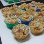 Amandel-Cornflakes Rotsjes