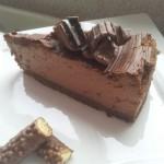 Käsekuchen Cheesecake Kwarktaart Chocolate