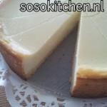 Käsekuchen Lemon-Coco-Yogurt binnenkant