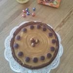 Käsekuchen-Cheesecake-Kwarktaart : Chocolate Coffee Dulce Leche