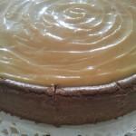 Käsekuchen-Cheesecake-Kwarktaart: Chocolate-Coffee-Dulce Leche