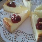 Käsekuchen-Cheesecake-Kwarktaart: White Chocolate-Vanilla-Greek Yogurt