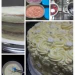 Biscuit-Cake Vulling en Afwerking Vervolg