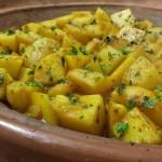 Tajine Traditioneel Aardappelen